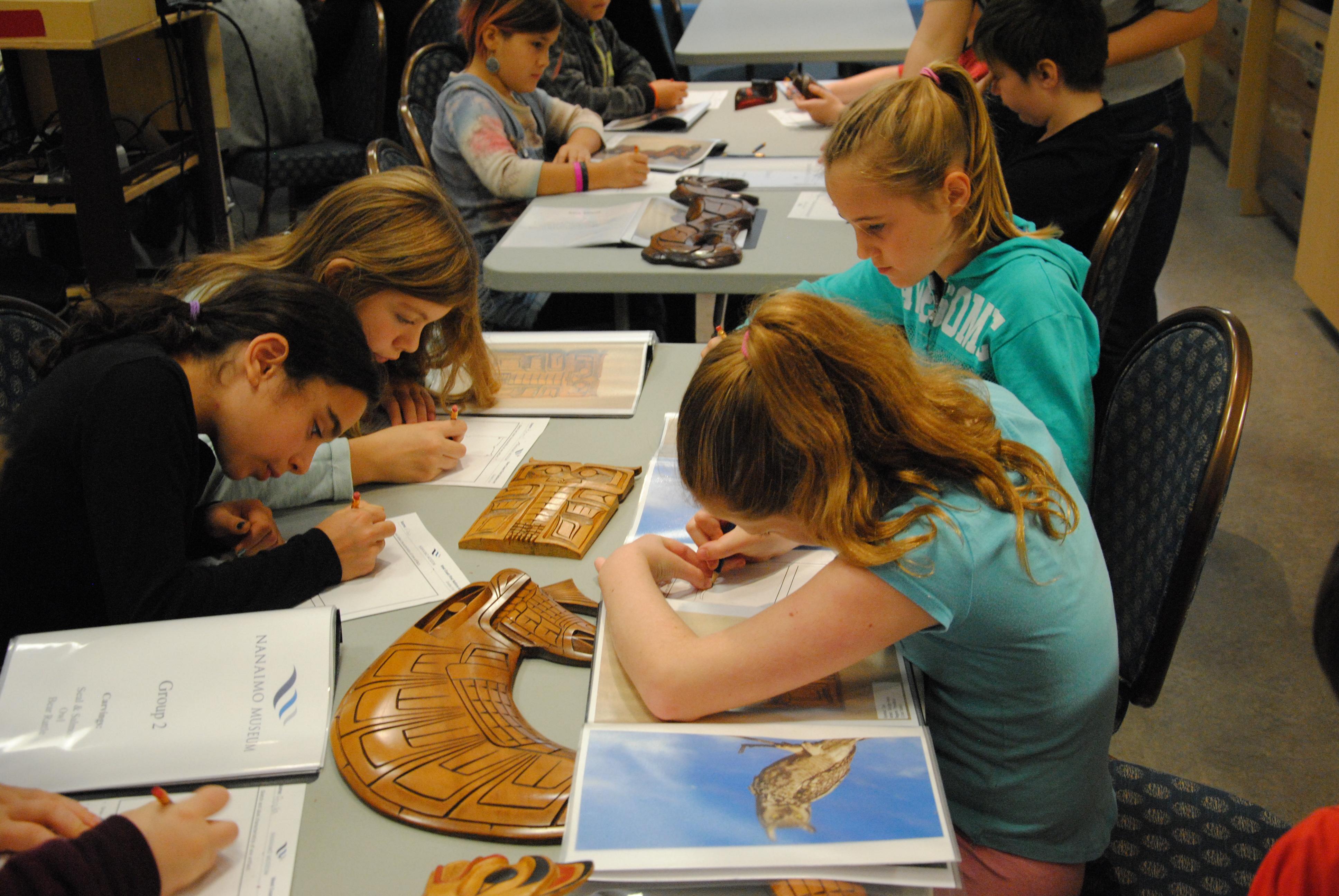 West Coast First Nations Art - Homeschool