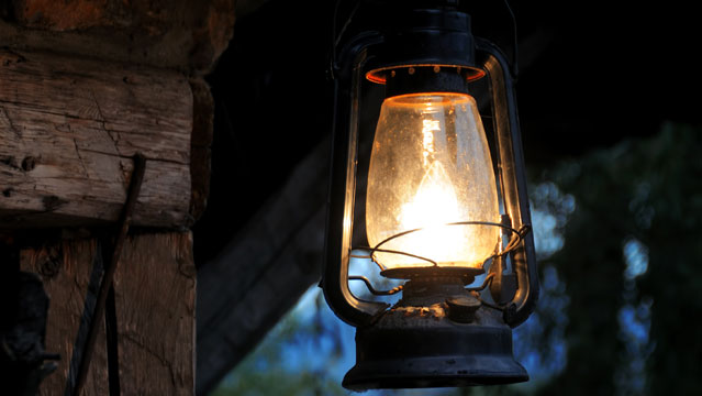 Lantern Tour - Monday, October 15th