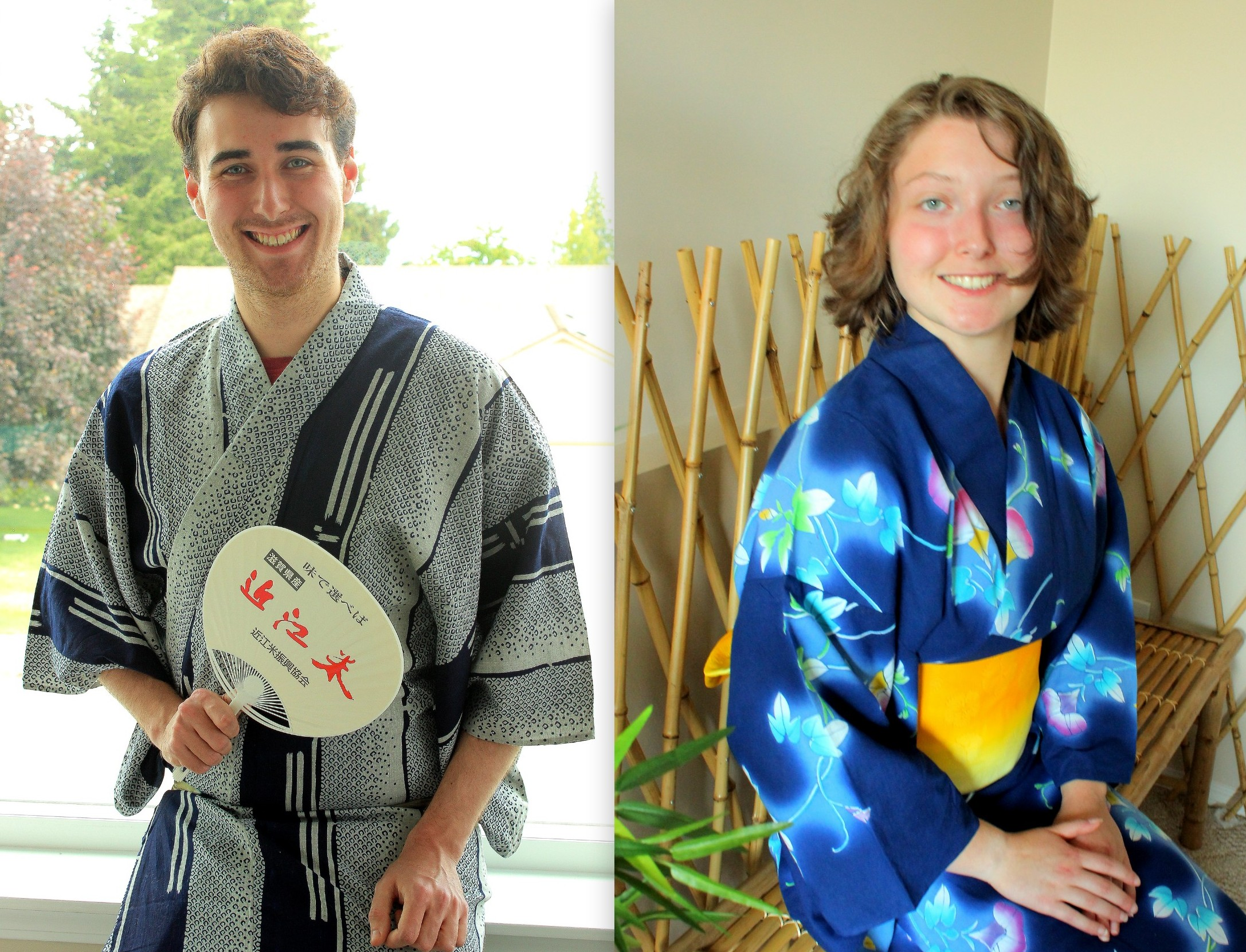 The Art of Wearing Kimonos - Crafternoon Series