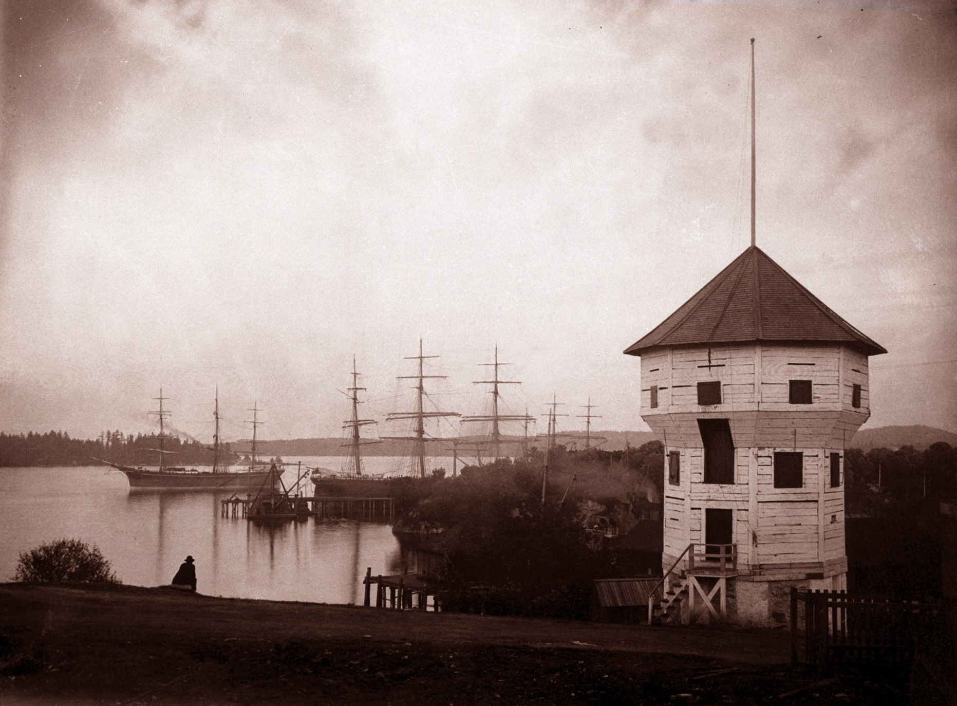 SOLD OUT - Haunted Nanaimo Tours