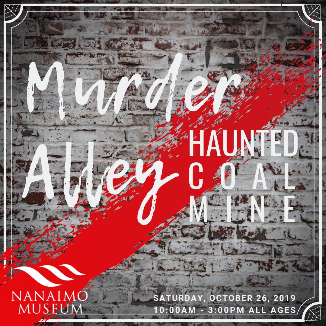 Haunted Coal Mine: Murder Alley