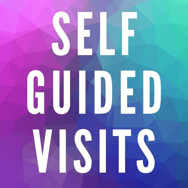 Self-Guided Visits - August 12