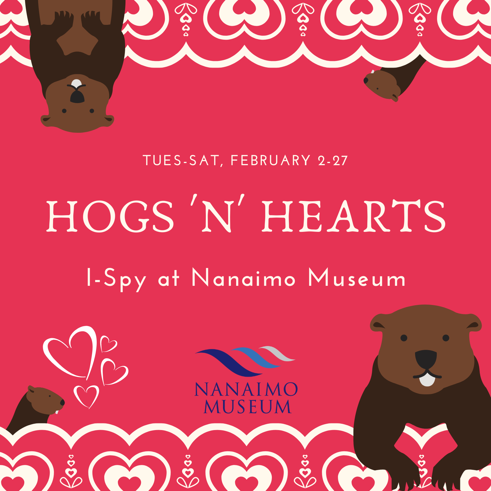 'Hogs & Hearts I-Spy
